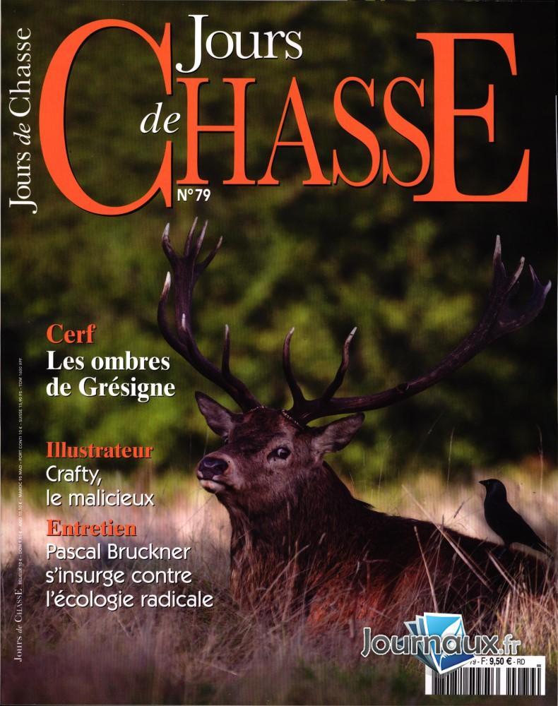 Jours de chasse N° 79 Mars 2020