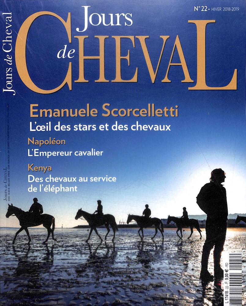 Jours de Cheval N° 25 Novembre 2019