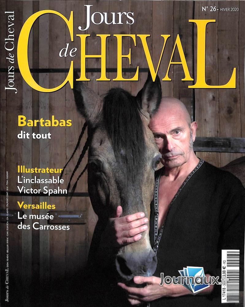 Jours de Cheval N° 26 Février 2020