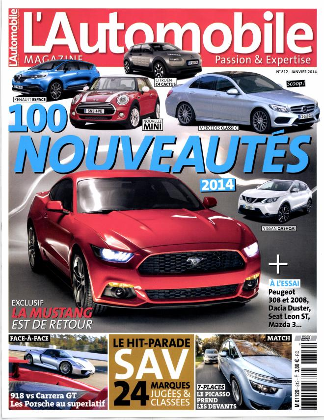 L'Automobile magazine N° 882 Octobre 2019