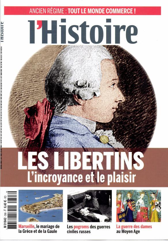 L'Histoire N° 465 Octobre 2019
