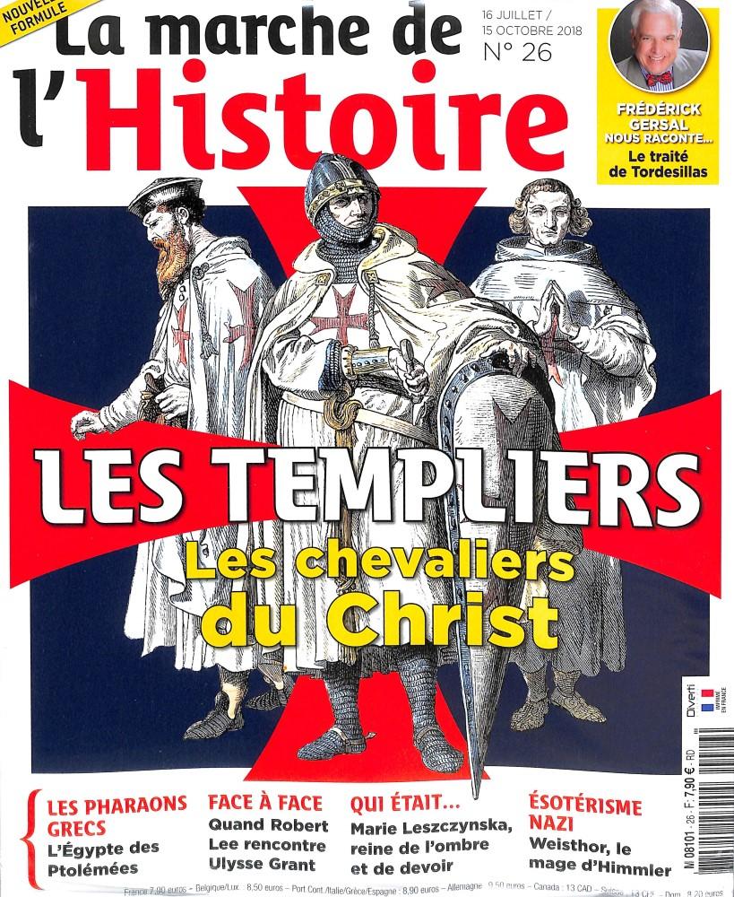 La marche de l'Histoire N° 26 July 2018