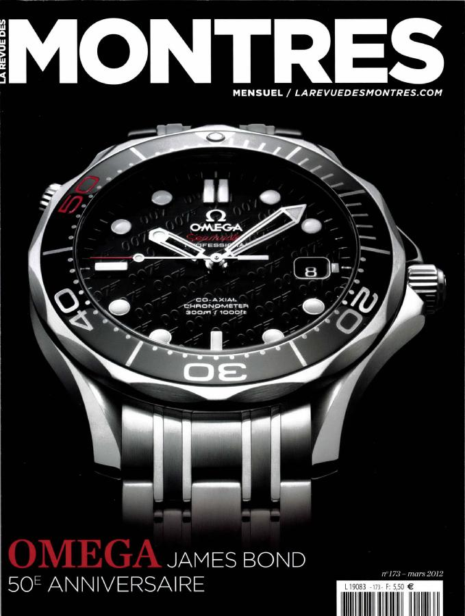 La Revue des montres N° 248 Septembre 2019