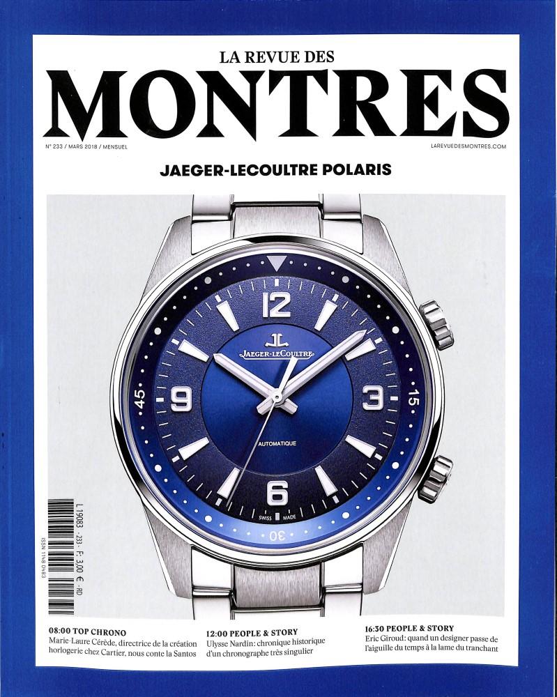 La Revue des montres N° 233 February 2018