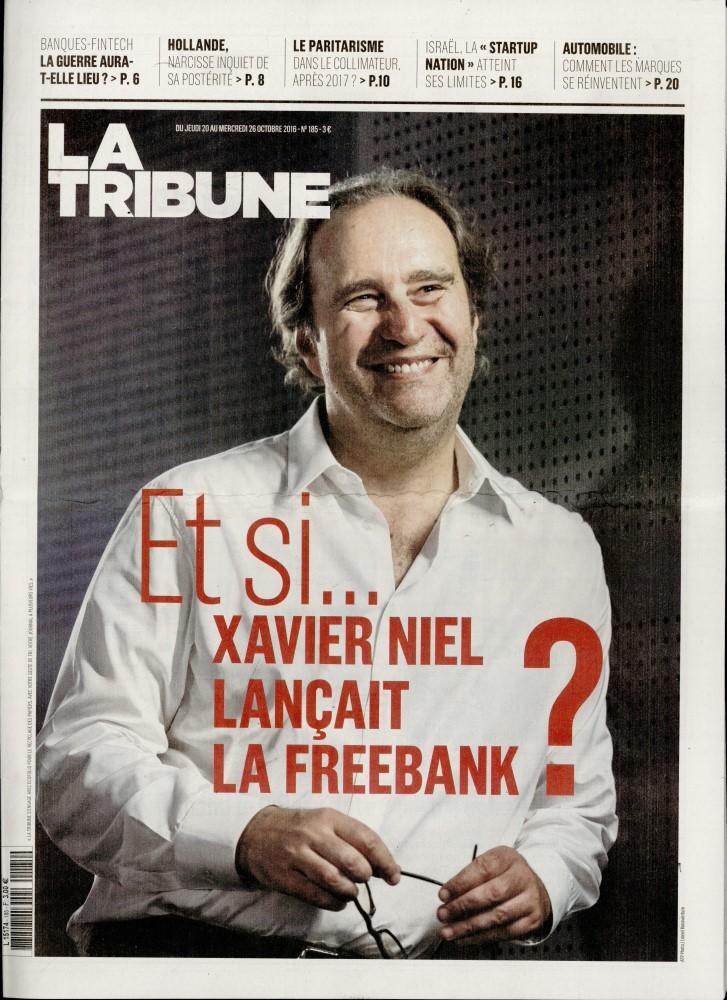 La Tribune N° 299 Juillet 2019