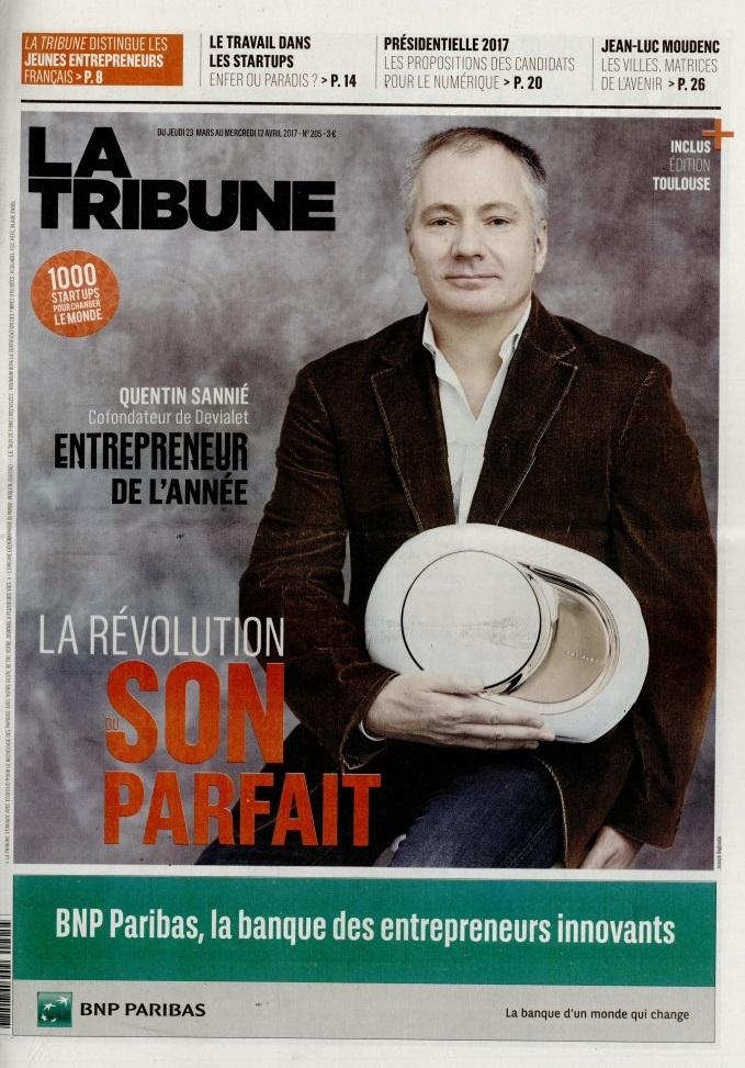 La Tribune N° 318 Janvier 2020