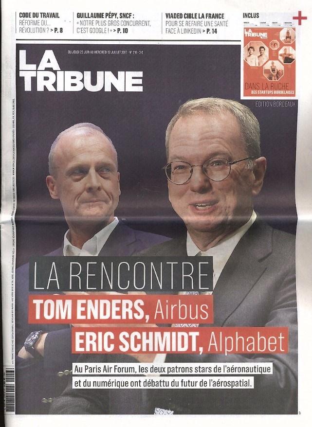 La Tribune N° 316 Janvier 2020