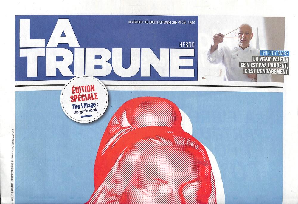 La Tribune N° 259 September 2018