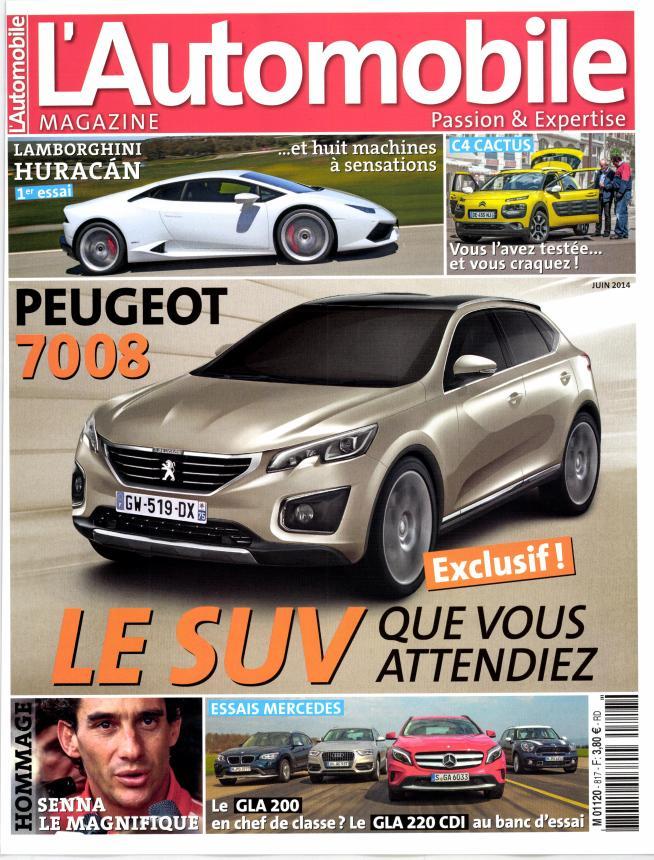 L'Automobile magazine N° 883 Novembre 2019