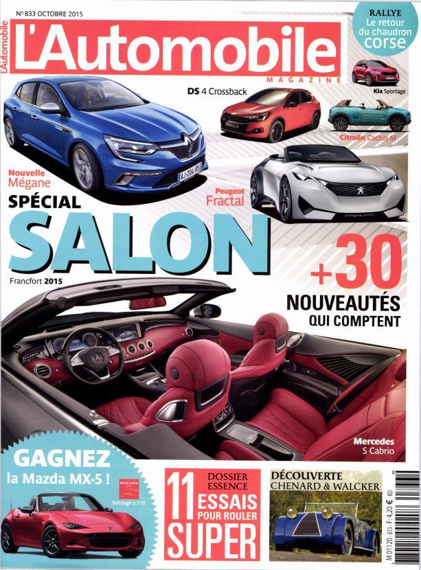 L'Automobile magazine N° 879 Juillet 2019