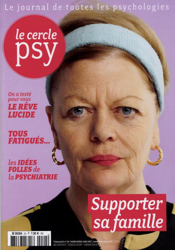 Le cercle psy N° 24 Mars 2017