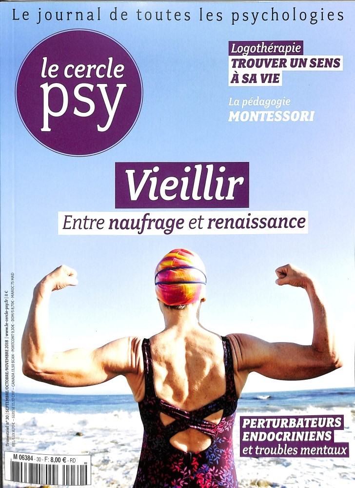 Le cercle psy N° 30 August 2018