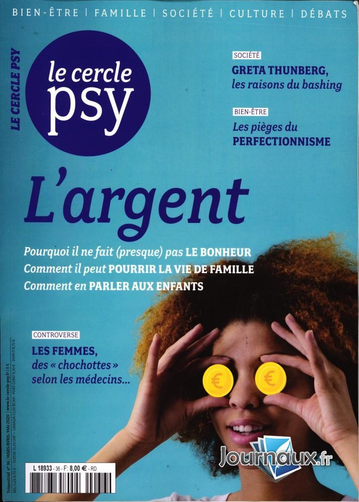 Le cercle psy N° 36 Février 2020