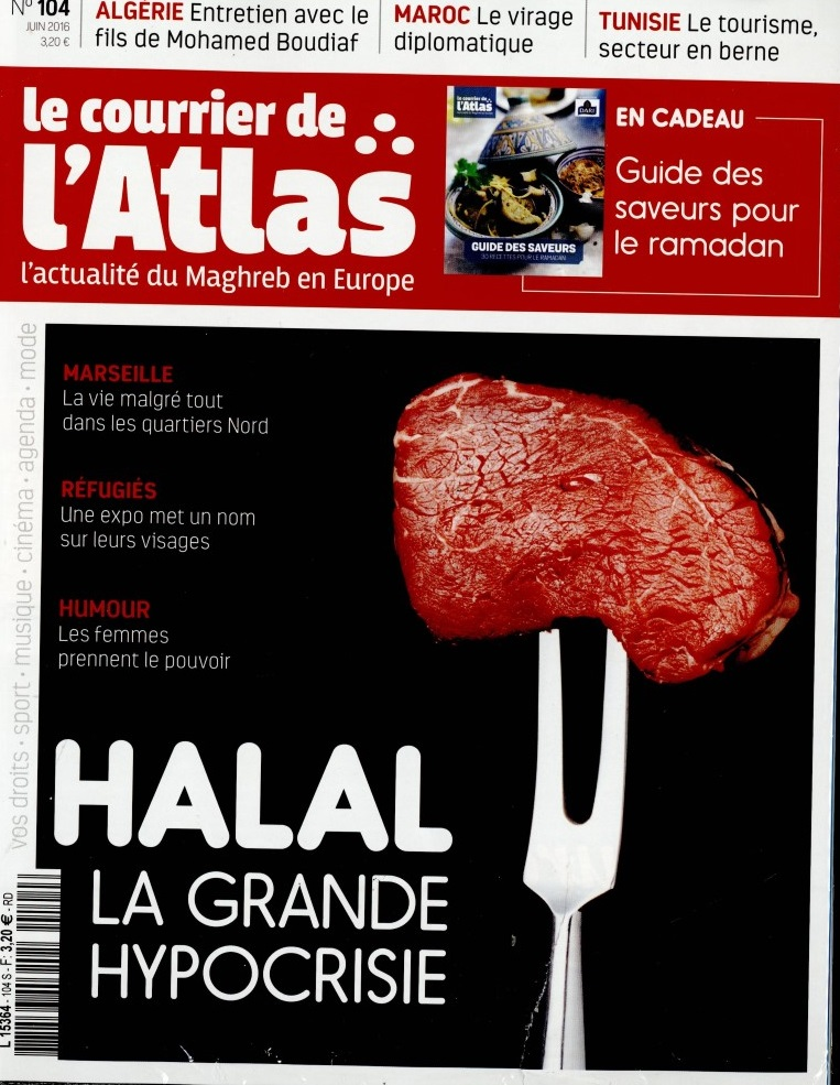 Le Courrier de l'Atlas N° 137 Juin 2019