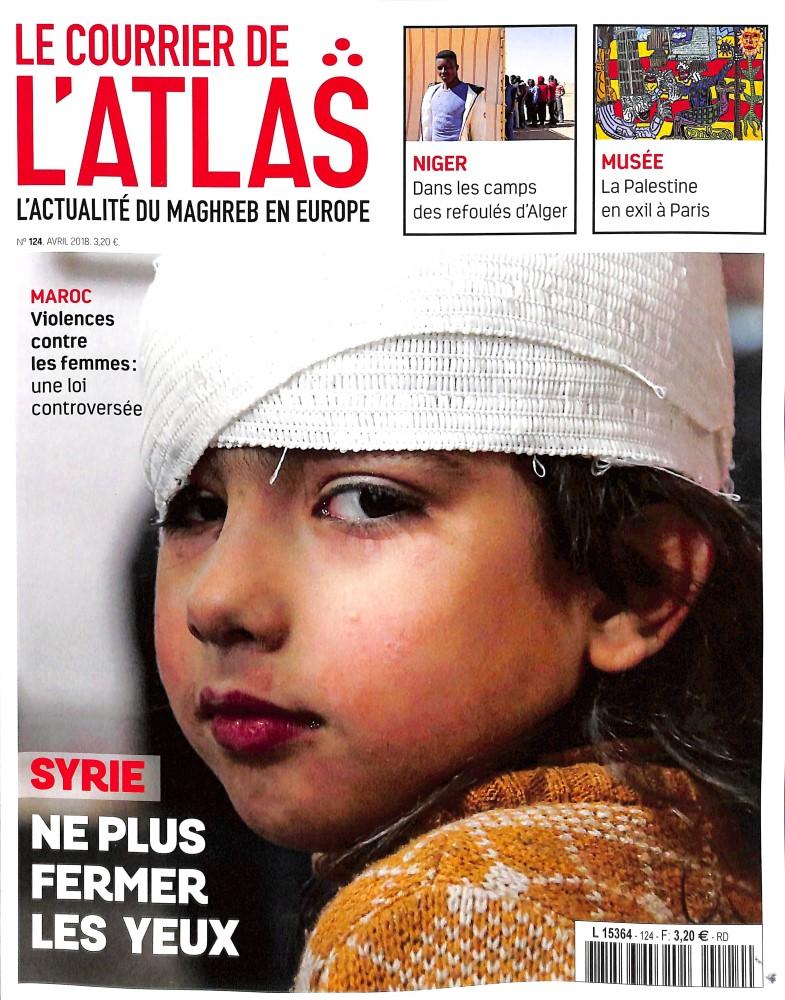 Le Courrier de l'Atlas N° 124 April 2018