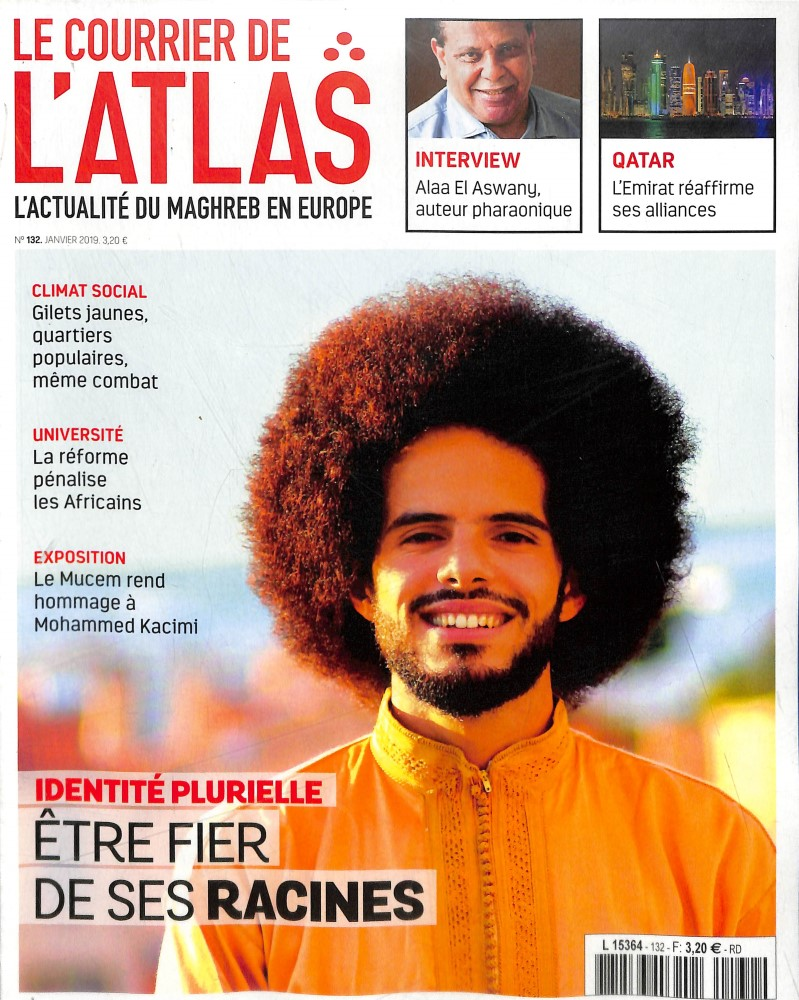Le Courrier de l'Atlas N° 133 Février 2019