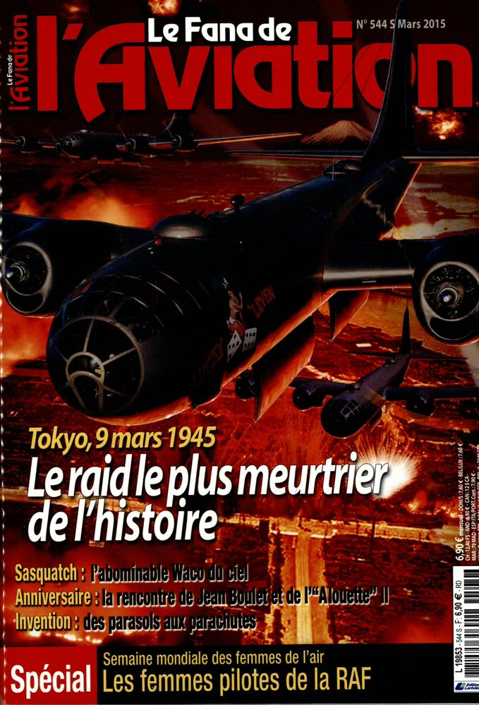 Le Fana de l'aviation N° 604 Février 2020