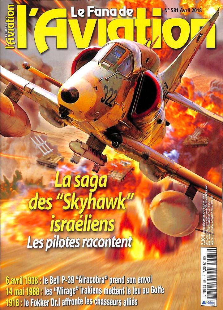 Le Fana de l'aviation N° 583 May 2018