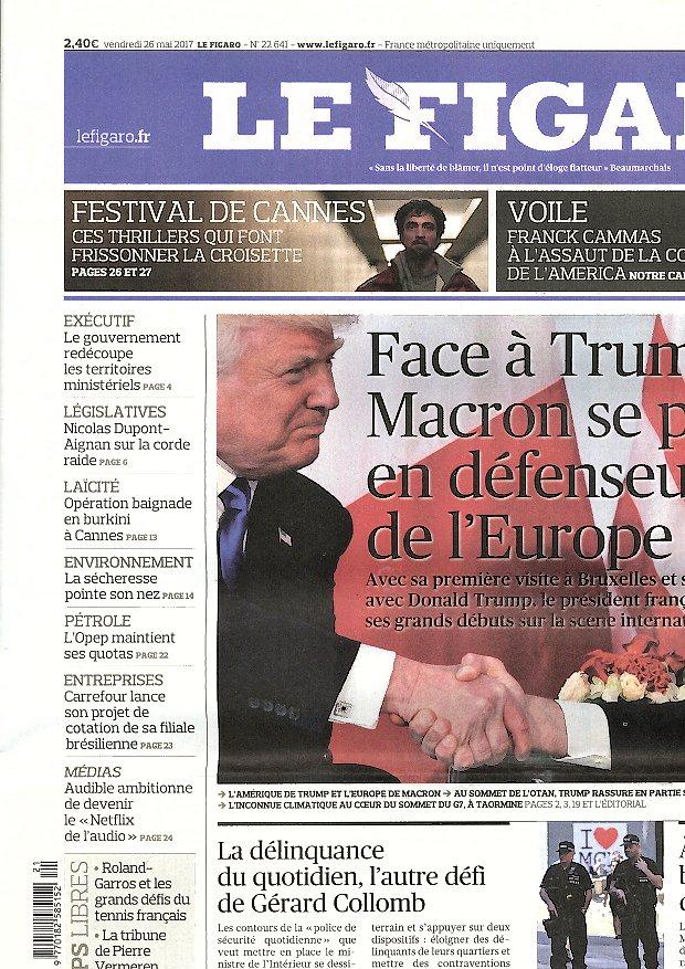 Le Figaro N° 526 Mai 2017
