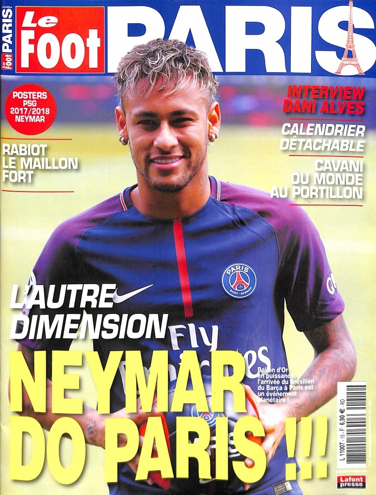 Le Foot Paris Magazine N° 27 Décembre 2019