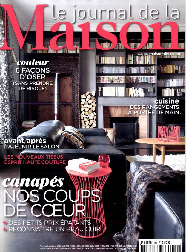 Le journal de la maison n 454 abonnement le journal de la maison abonnem - Journal de la maison ...