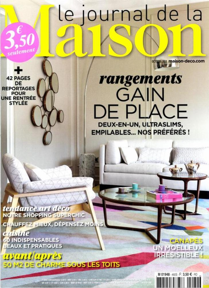 Le journal de la maison N° 521 Avril 2020