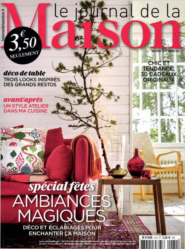 Le journal de la maison n 470 abonnement le journal de for Abonnement le journal de la maison