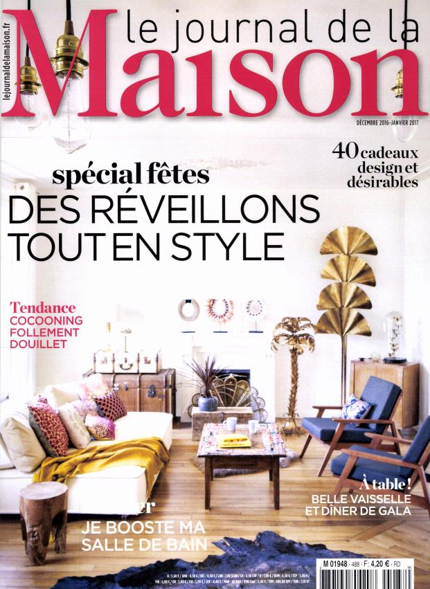 Le journal de la maison n 488 abonnement le journal de for Le journal de la maison abonnement