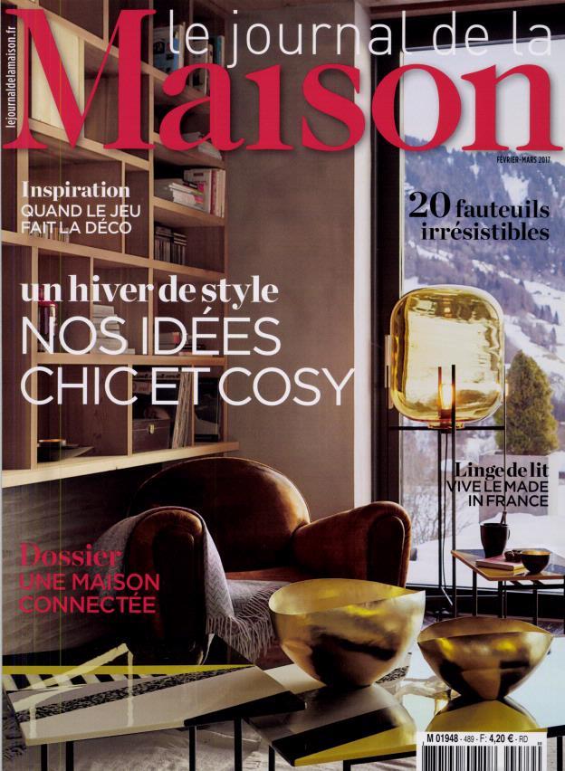 Abonnement le journal de la maison abonnement magazine par - Abonnement le journal de la maison ...