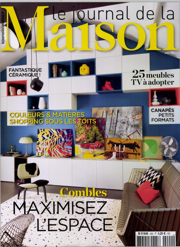 Le journal de la maison n 490 abonnement le journal de la maison abonnement magazine par - Journal de la maison ...