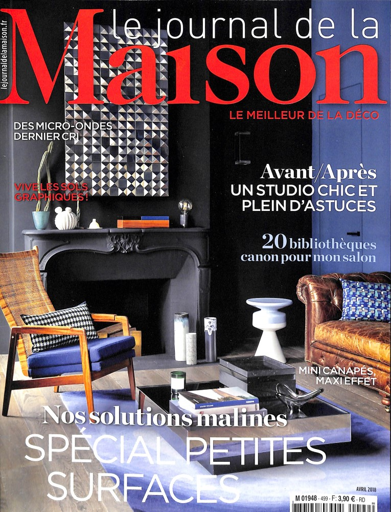 abonnement le journal de la maison abonnement magazine par. Black Bedroom Furniture Sets. Home Design Ideas