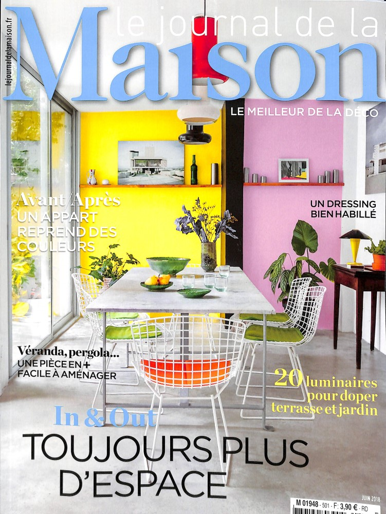 Abonnement le journal de la maison intermagazines for Abonnement le journal de la maison