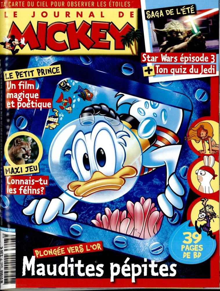 le journal de mickey n 3293 abonnement le journal de mickey abonnement magazine par. Black Bedroom Furniture Sets. Home Design Ideas