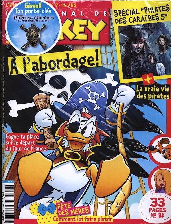 le journal de mickey n 3388 abonnement le journal de mickey abonnement magazine par. Black Bedroom Furniture Sets. Home Design Ideas