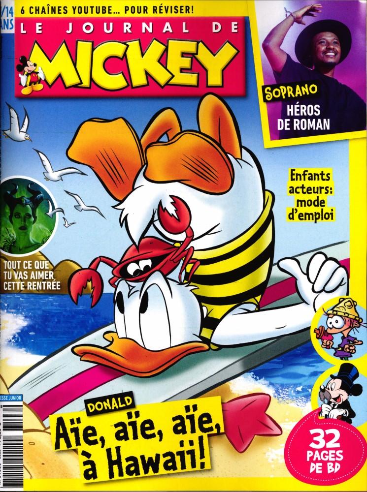 Le Journal de Mickey N° 3508 Septembre 2019