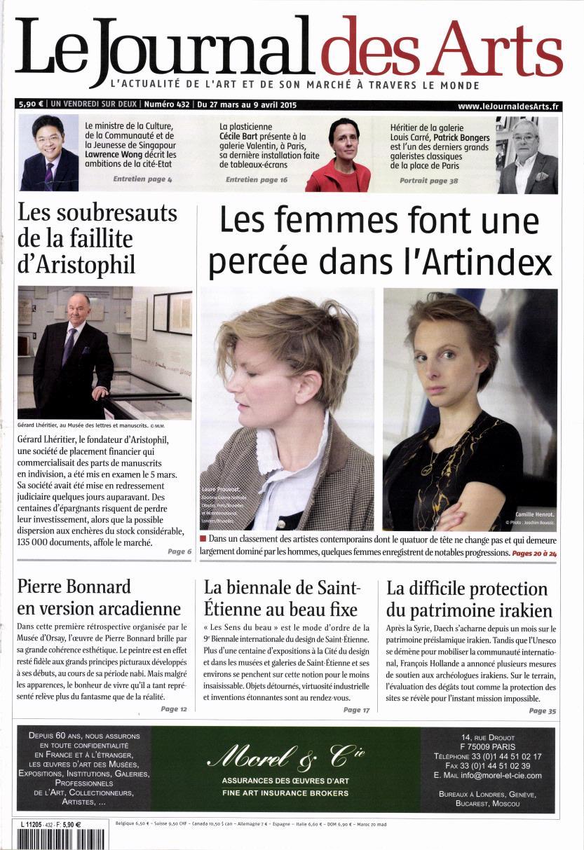 Le Journal des Arts N° 531 Octobre 2019