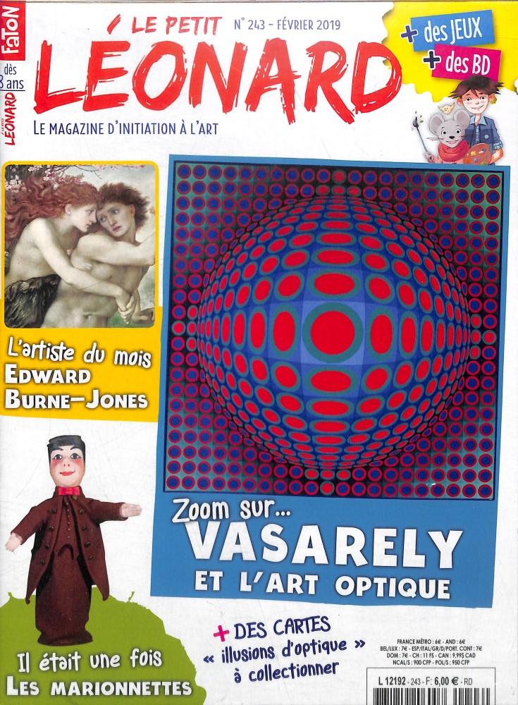 Le Petit Léonard N° 243 Février 2019