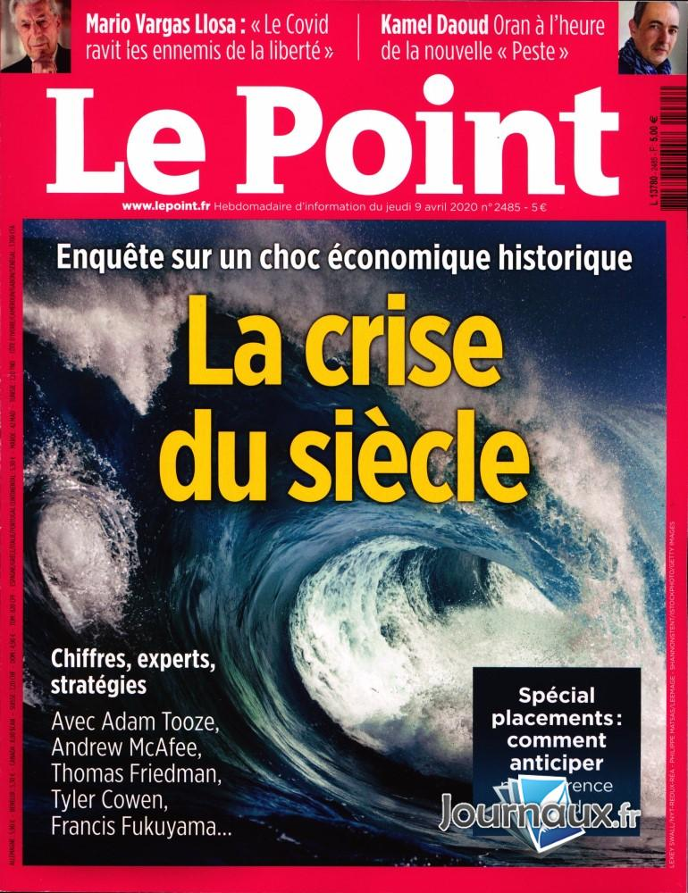Le Point N° 2484 Avril 2020
