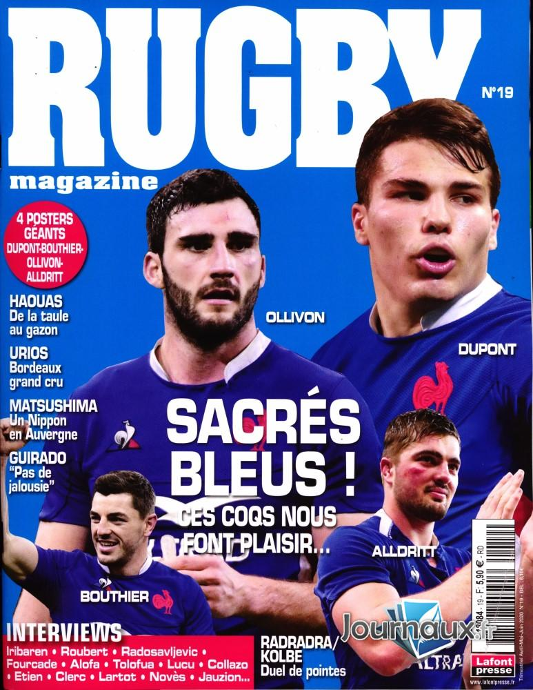 Le rugby magazine N° 30 Novembre 2015