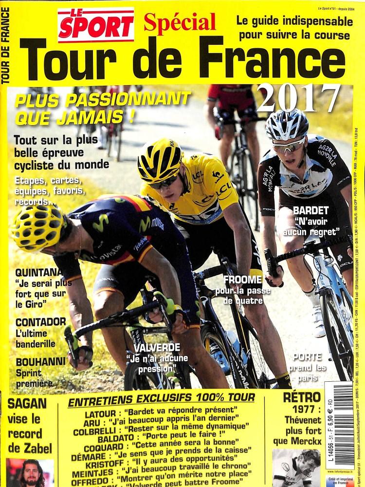 Le Sport N° 52 Août 2017
