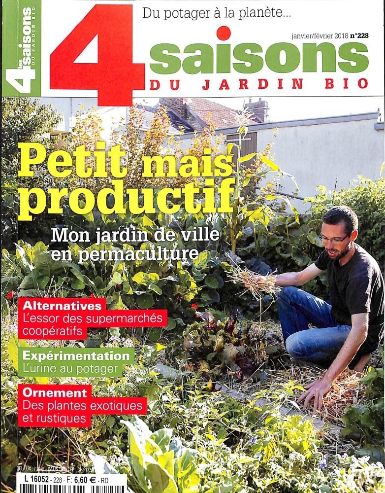 Abonnement les 4 saisons du jardin bio abonnement for Jardin 5 juillet biskra