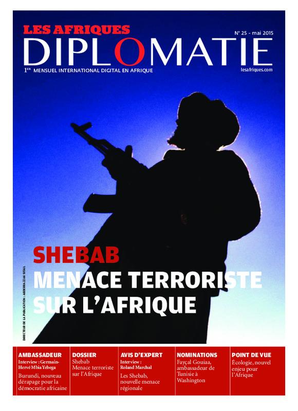 Les Afriques Diplomatie N° 25 Mai 2015