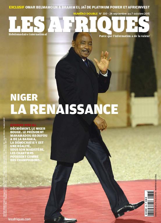Les Afriques Magazine N° 221 Novembre 2020