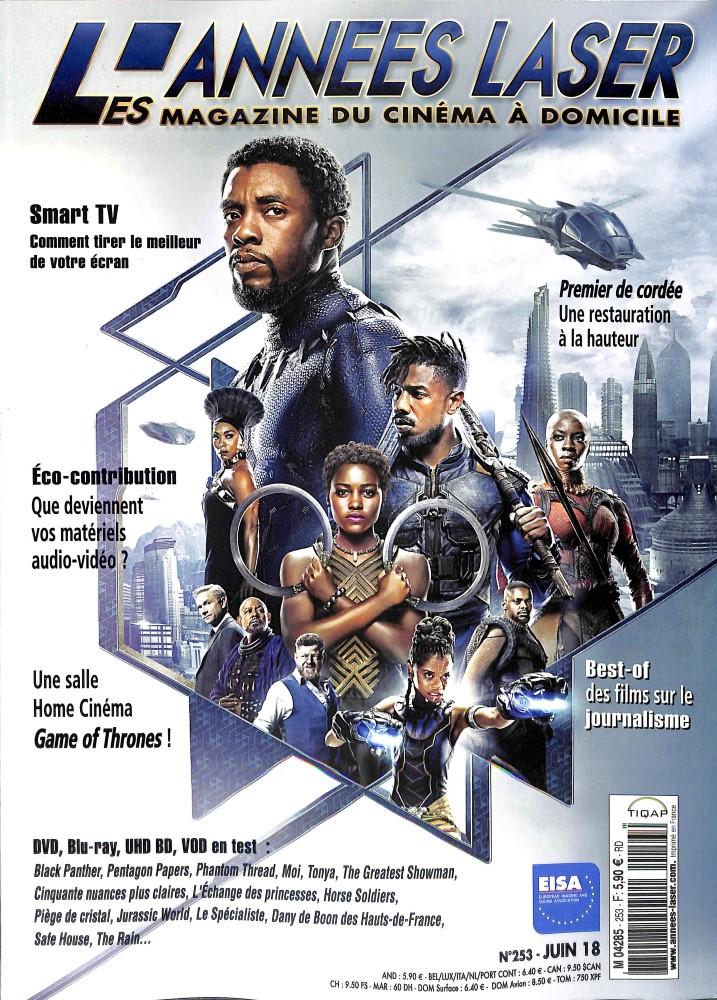 Les Années Laser N° 253 June 2018