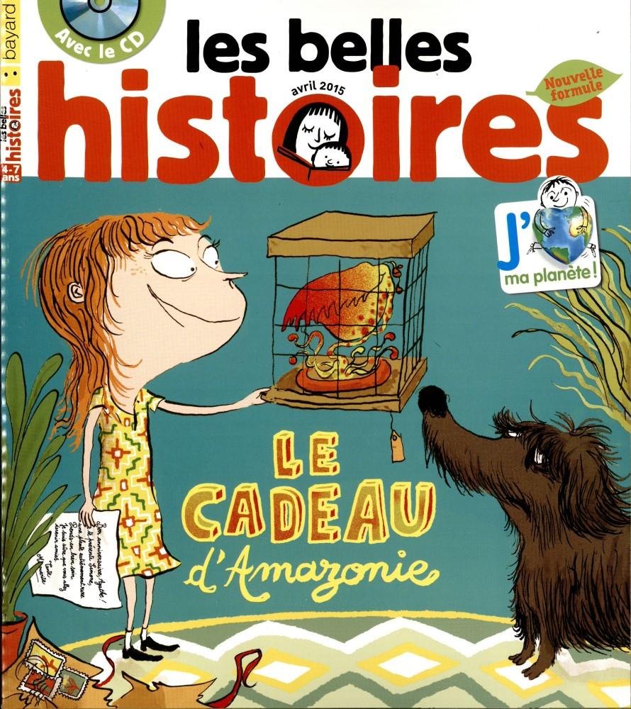 Les belles histoires N° 567 Février 2020