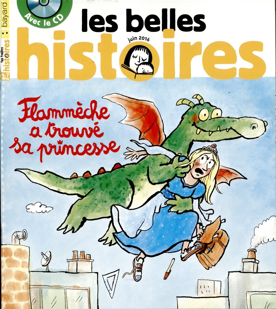 Les belles histoires N° 568 Avril 2020