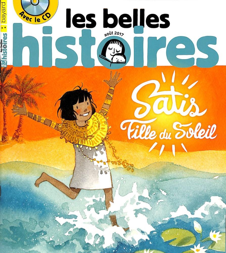 Les belles histoires N° 536 Juillet 2017