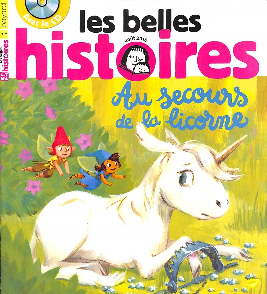 belles histoires abonnement