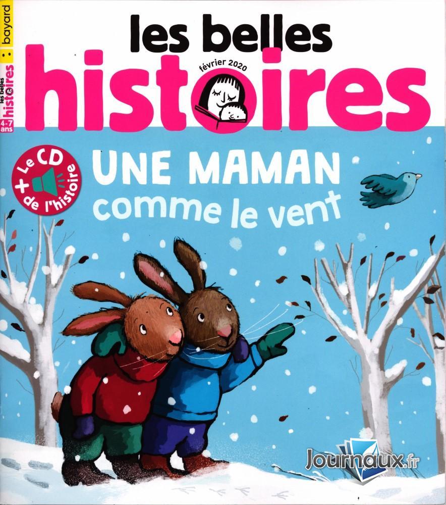 Les belles histoires N° 566 Janvier 2020