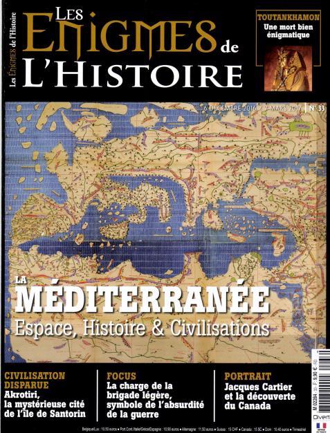 Les Enigmes de l'Histoire N° 33 Décembre 2016